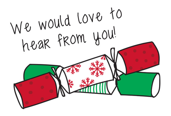 Christmas Crackers Cartoon.Contact Us Glenart Christmas Crackers