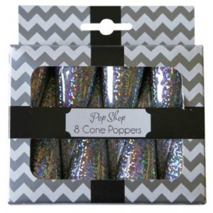 Confetti Party Poppers - Main Image
